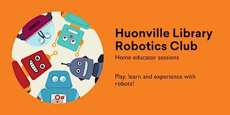 Robotics Club for home educators @ Huonville Library tickets