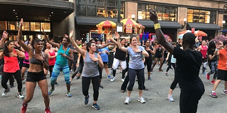 IronStrength Workout and  Zumba Throw Down in Herald Square tickets