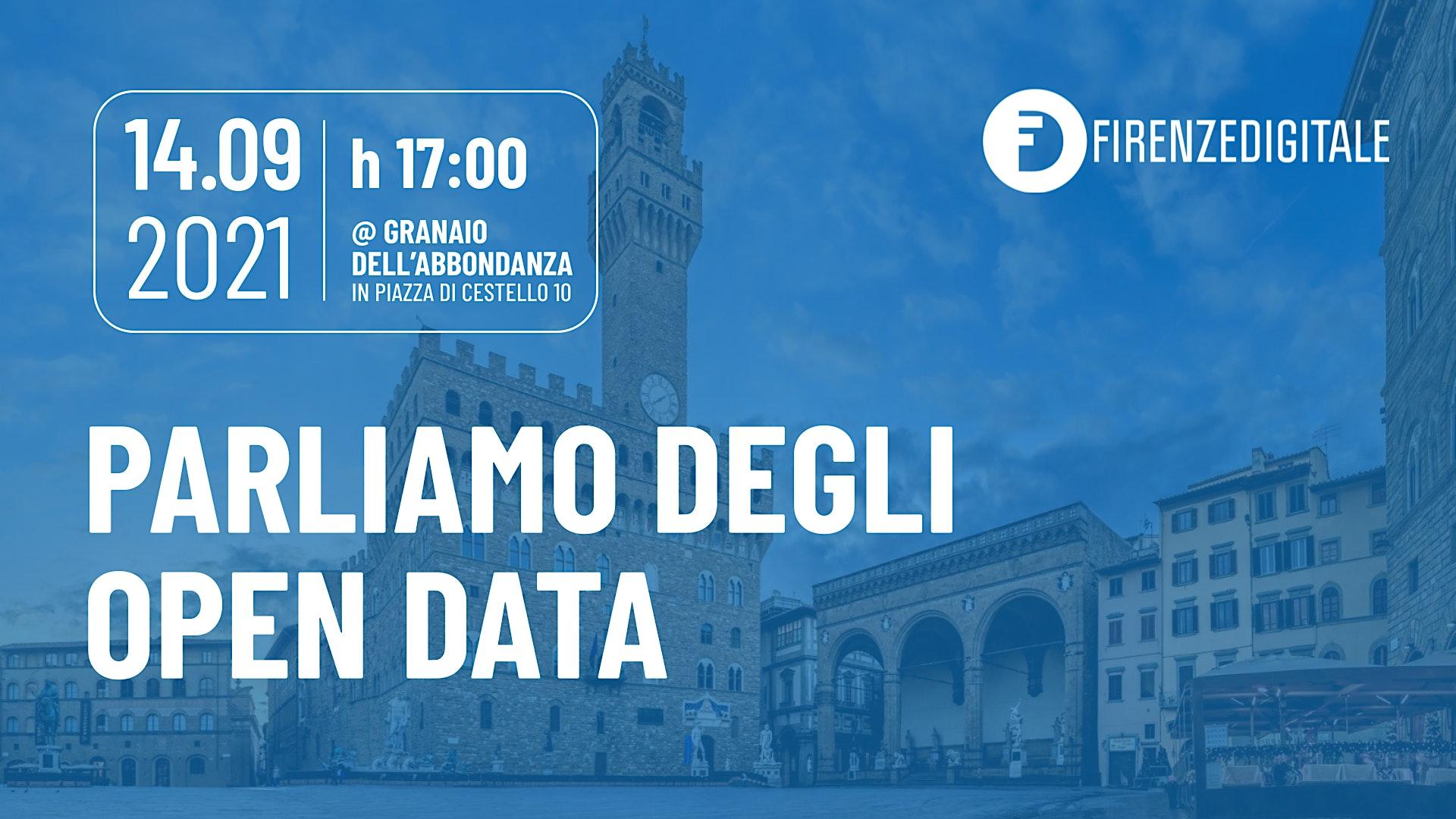 Firenze Digitale: Parliamo Degli Open Data
