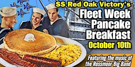 Fleet Week Pancake Breakfast tickets