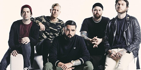 A Day To Remember - 2021 The Re-Entry Tour tickets