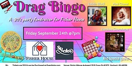 Boylesque Drag Bingo for Fisher House tickets