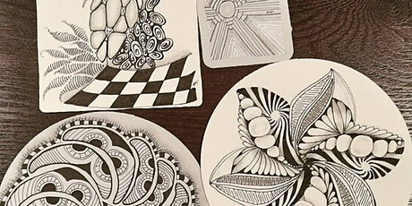 Zentangle: Travelling Tangles tickets