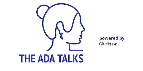 The Ada Talks October 2021 tickets