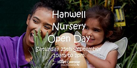 Hanwell Nursery Open Day tickets
