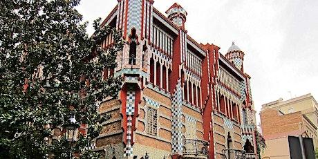 Walking tour barrio de Gràcia entradas