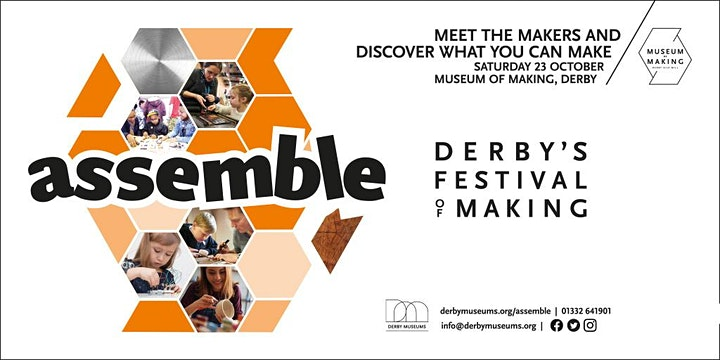 Assemble: Derby's Festival of Making image