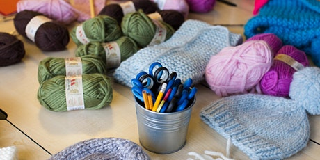 Stitch-Up Knit & Crochet Group tickets