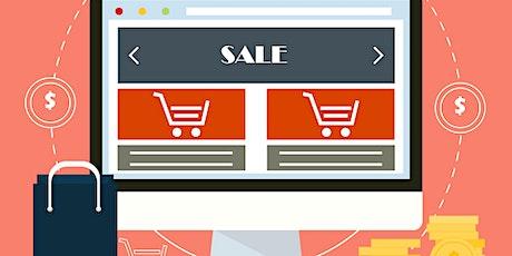 Digital Skills - Online Shopping tickets