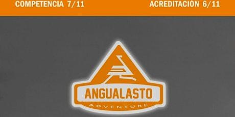 Angualasto Adventure. Tercera edición. entradas