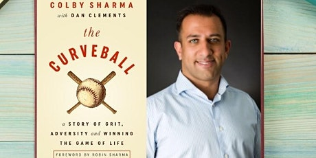 Colby Sharma- Overcoming Challenges to Become Your Best Self tickets