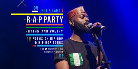 Black History Month @The London Library R.A.P. Party tickets