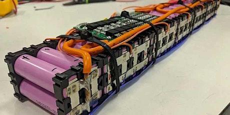 Recycle et crée tes batteries au Lithium billets