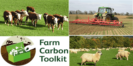 Using Farm Carbon Calculator results to reduce your farm's carbon footprint tickets