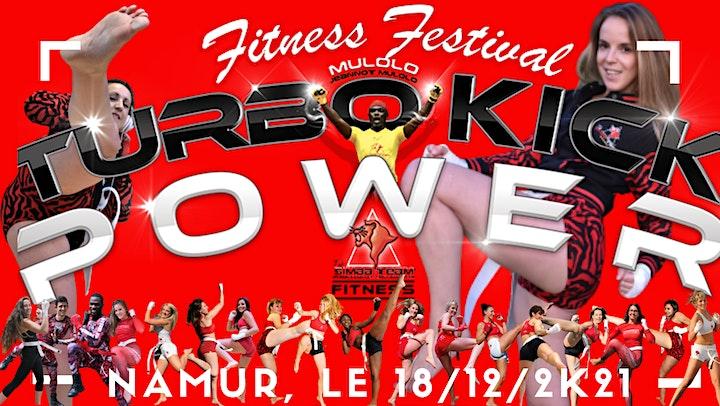 Image pour TURBO KICK POWER - FITNESS NAMUR FESTIVAL