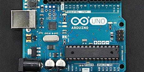 Arduino pour les débutants (1ère partie) tickets