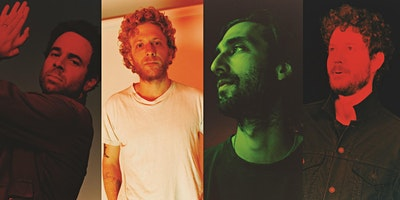 Dawes: Good Luck With Whatever Tour w/ Erin Rae