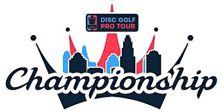 Disc Golf Pro Tour Championship tickets