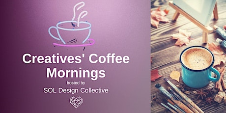 Creative Coffee Morning: Planning your success. Where are YOU heading? tickets