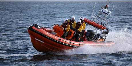 RNLI: Working towards a world where nobody drowns tickets