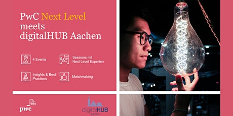 PwC next Level meets digitalHUB #2: Deal Terms - Do you speak VC? Tickets