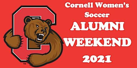 Cornell Women's Soccer Alumni Weekend 2021 tickets
