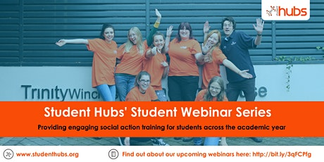 Supporting and Managing Volunteers for Student Leaders tickets