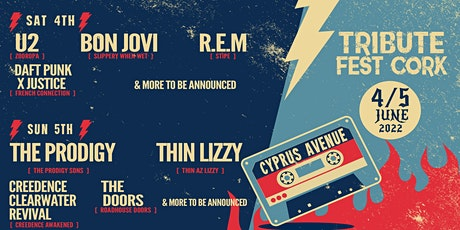Tribute Fest Cork tickets