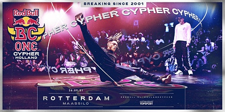 Red Bull BC One Holland Cypher tickets