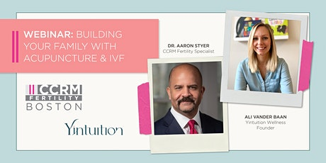 Acupuncture Academy for Fertility: Building Your Family Part 2 - Boston, MA tickets