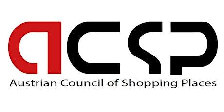 ACSP Kongress - Shopping Places - Die Chancen der stationären Marktplätze Tickets