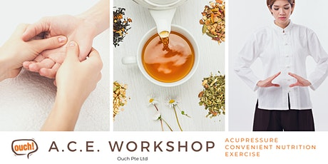 Ouch! A.C.E. Workshop tickets