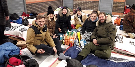 Norwich Sleep Out 2021 tickets