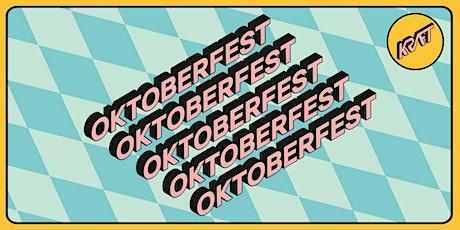 Kraft Dalston Oktoberfest tickets