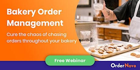OrderNova Webinar Series: Get Started with OrderNova! tickets