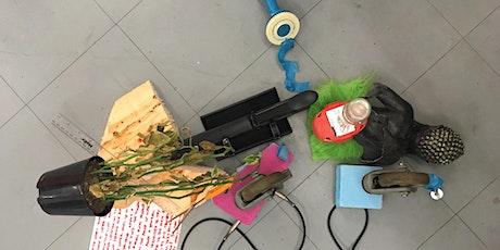 "Create your own ""Windflower"". Workshop with Urban Radicals tickets"