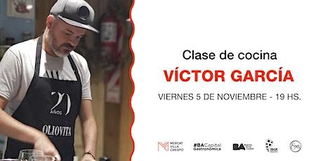 Víctor García (El Gordo Cocina): Tips para agregarle sabor a tu cocina entradas
