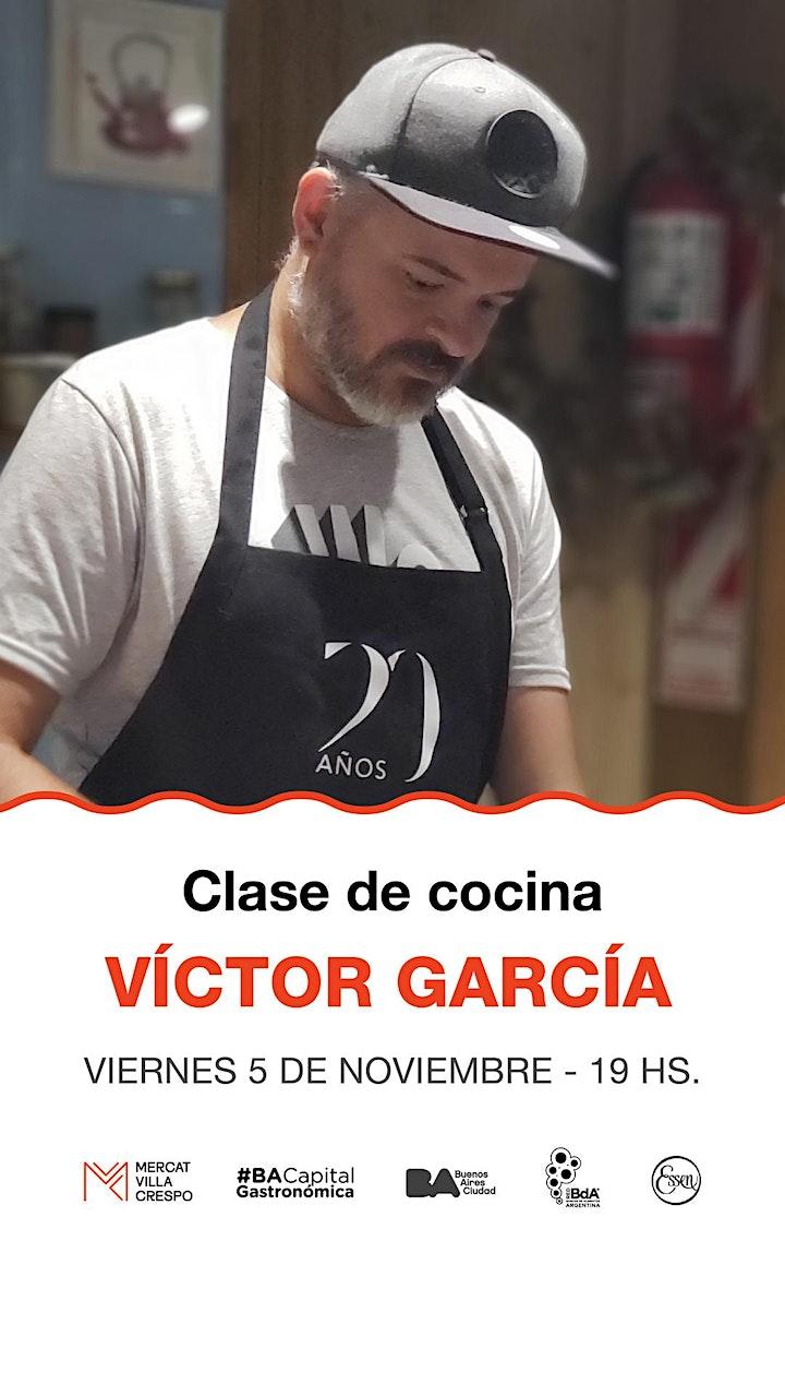 Imagen de Víctor García (El Gordo Cocina): Tips para agregarle sabor a tu cocina