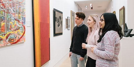 Student Welcome to Leeds University Library Galleries tickets