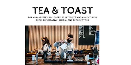 Tea and Toast September 2021 tickets