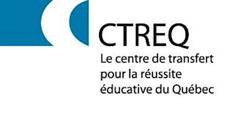 Invitation à l'Assemblée générale annuelle du CTREQ billets