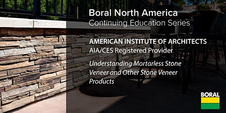 Understanding Mortarless Stone Veneer and Other Stone Veneer Products - 1 C tickets