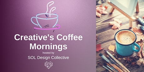 Creative's Coffee Morning: Time-saving Tools - Balancing YOUR time. tickets