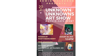 Art Show Opening with Live Music tickets