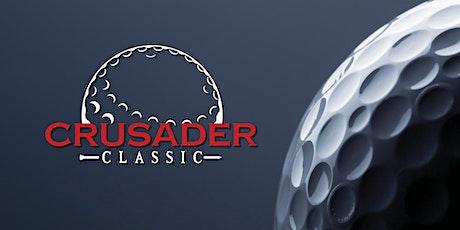 2021 Crusader Classic Golf Tournament tickets