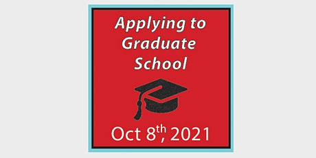 Workshop 3: Applying to Graduate School tickets