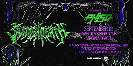 Bass Nation presents Svdden Death tickets