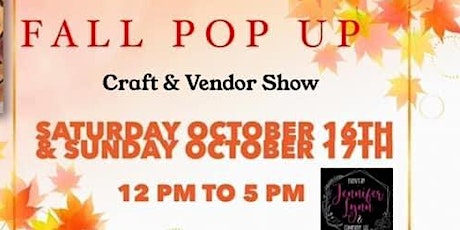 Fall Pop Up at the Philadelphia Premium Outlets tickets