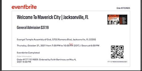 Maverick City Tour, Jacksonville, FL tickets