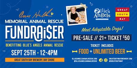 The Ann Hulka Memorial Animal Rescue Fundraiser tickets